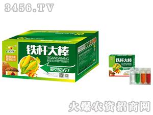 新型玉米增产喷施剂-铁杆大棒-茗益