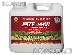 腐植酸螯合水溶肥(哈密瓜专用)-百农・丽果-依百农