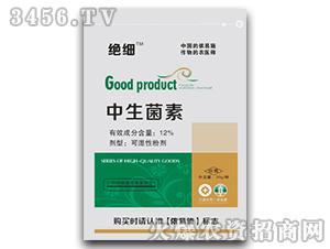 30g中生菌素可湿性粉