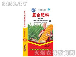 含锌玉米专用复合肥26-12-12-沃鲁特