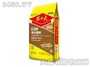 复合肥料26-0-4-黑松土-农大肥业