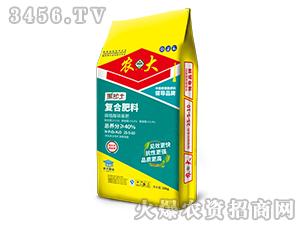 腐植酸硝基复合肥料25-5-10-黑松土-农大肥业