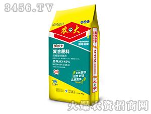 腐植酸硝基复合肥料15-15-15-黑松土-农大肥业