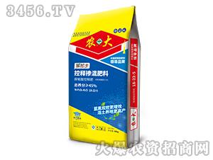 腐植酸控释掺混肥料18-22-5-黑松土-农大肥业