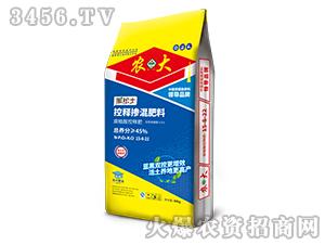 腐植酸控释掺混肥料15-8-22-黑松土-农大肥业
