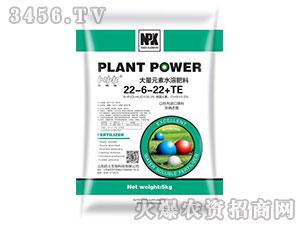 大量元素水溶肥22-6-22+TE-旺土生物
