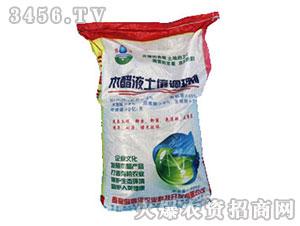 木醋液土壤调理剂肥料-露泽农业