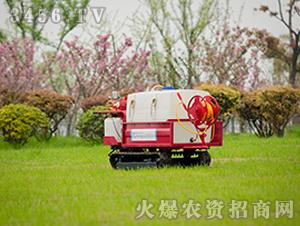 履带自走式喷雾机-博田