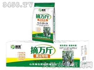黄瓜专用水溶性肥料15-5-20+TE-摘万斤-瀚美
