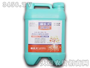 改良土壤型水溶肥140-80-280+TE-花果巧-稼乐夫