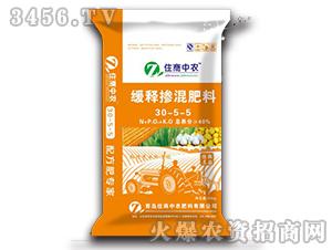 缓释掺混肥料30-5-