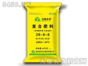 高塔脲甲醛复合肥28-6-6-住商中农