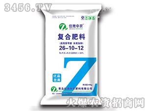 高塔脲甲醛复合肥26-10-12-住商中农