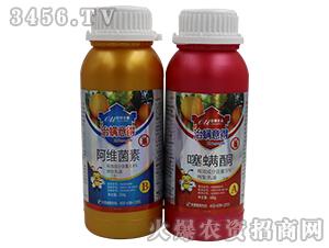 阿维菌素+噻螨酮乳油-治螨意得-欧特农业