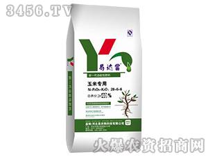 玉米专用大量元素水溶肥28-6-6-易达富-易农购