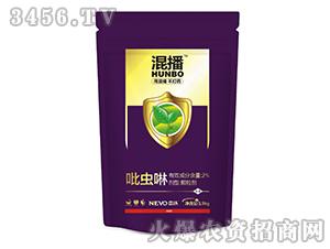 小麦缓控释农药粒剂-混播-奈沃