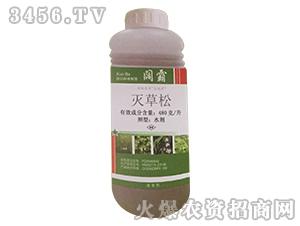 48%灭草松水剂水剂-阔霜-金陵农化
