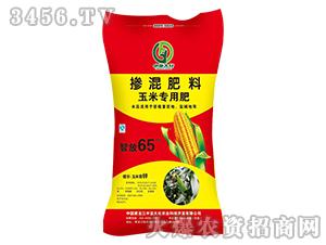 玉米专用掺混肥料-智放65-中亚大化
