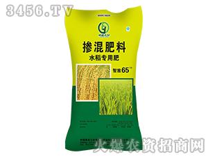 水稻专用掺混肥料-智放65-中亚大化