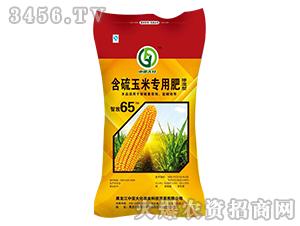 含硫玉米专用肥-智放65-中亚大化
