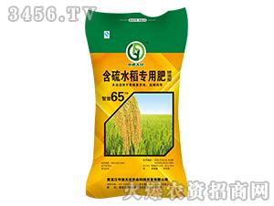 含硫水稻专用肥-智放65-中亚大化