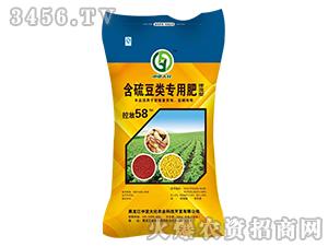 含硫豆类专用肥-控放58-中亚大化