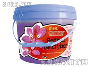 能抗病的水溶肥料22-8-25+TE(桶装)-紫金花-格鲁克