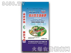 40kg螯合微生物菌肥-菌沃金-中农绿田