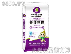 碳酶螯合微生物菌剂-硅锌钙镁-一亩神