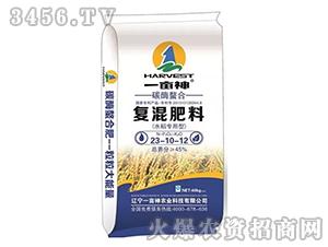 碳酶螯合复混肥料23-