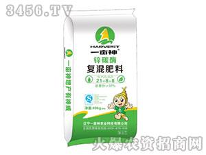 锌碳酶复混肥料21-8