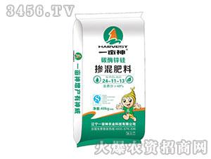 碳酶锌硅掺混肥料24-