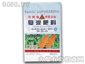 缓控释长效型玉米专用复混肥料24-10-10-麦克菲
