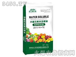 大量元素水溶肥料20-5-10+TE-氮钾育苗型-麦克菲