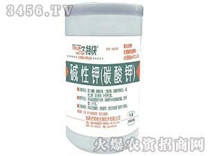 生理碱性肥料-碱性钾-特快生物