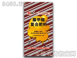脲甲醛复合肥料26-10-12-撒一地-菌肥王