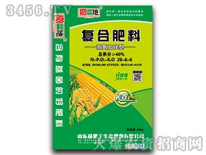 高氮加锌型复合肥料-撒一地-菌肥王