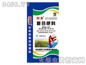 复合肥料15-15-15-撒一地-菌肥王