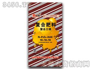 螯合三铵复合肥料18-18-18-撒一地-菌肥王