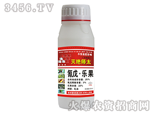 20%氰戊・乐果乳油-