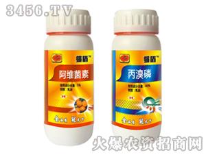 5%阿维菌素+40%丙溴磷-螨盾-新农威