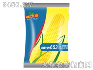 玉米杂交种子-迪卡653-中种国际