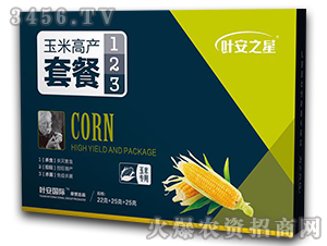 玉米高产套餐123-叶安之星-叶安国际
