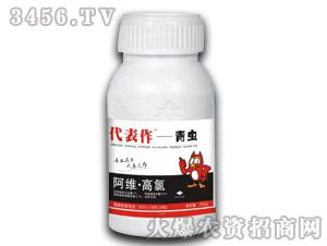 阿维・高氯-代表作-青虫-拓丰农化