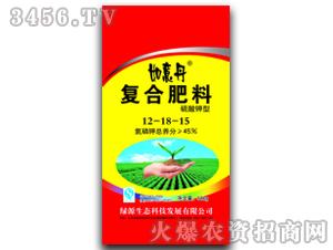复合肥料12-18-15-如意丹-绿源化工