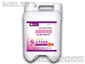 高磷促花型大量元素水溶肥料50-400-200+TE-四海汇农