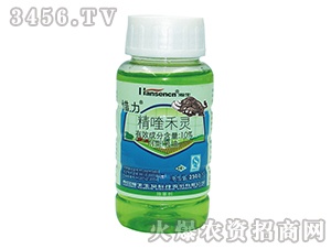 250毫升精喹禾灵乳油