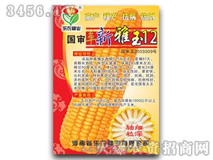 新雅玉12-玉米种子-沃土种业