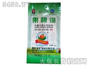 大量元素水溶肥21-21-21+TE-果根保-刘氏果业