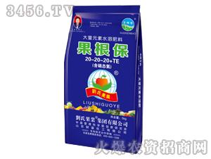 大量元素水溶肥20-20-20+TE-果根保-刘氏果业
